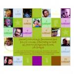 1st Year Collage Invite