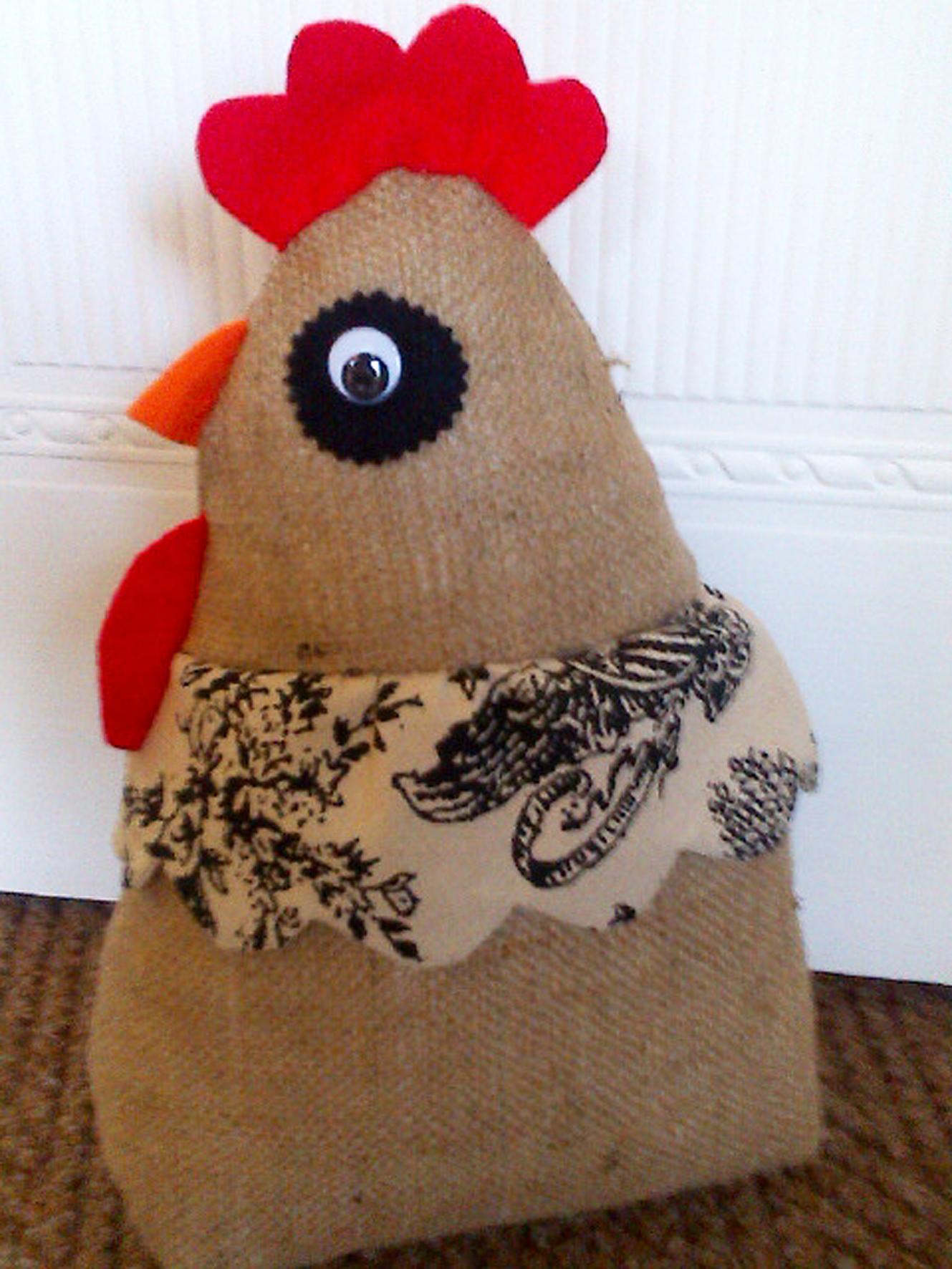 Beige Chicken