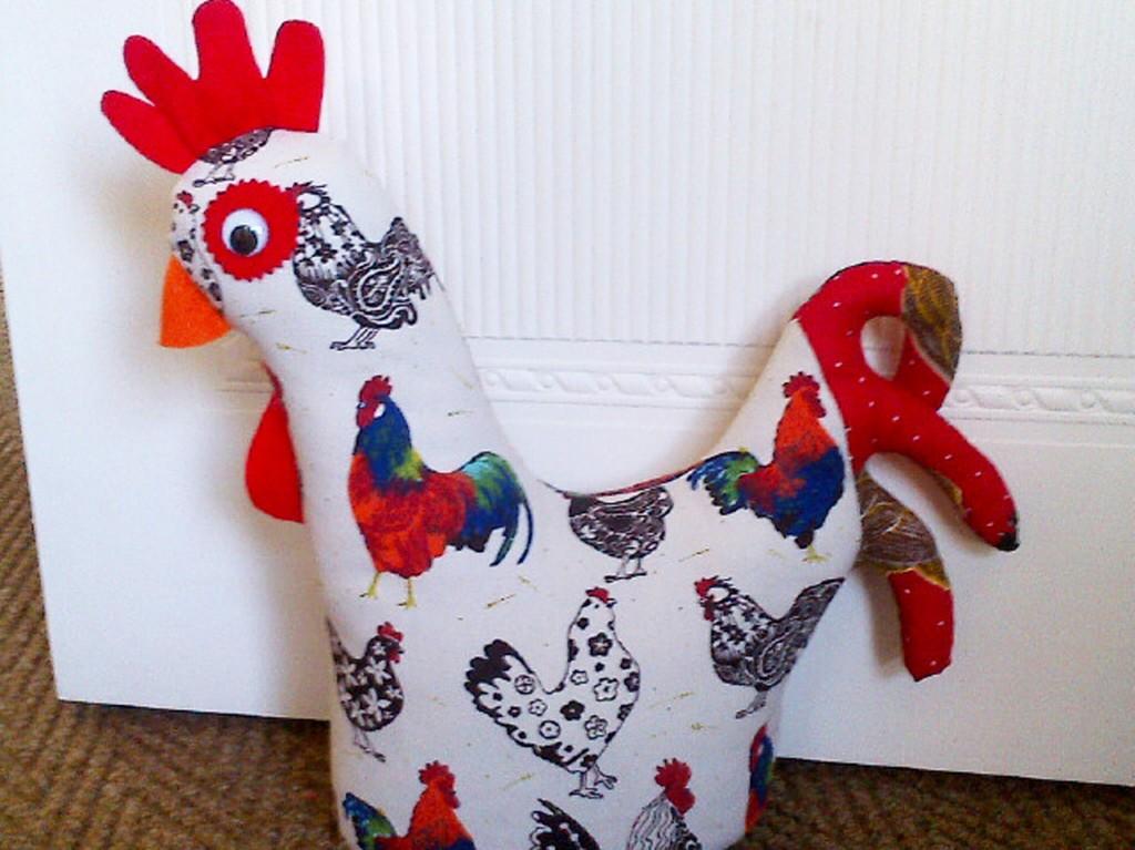 Chicken Pattern Chicken
