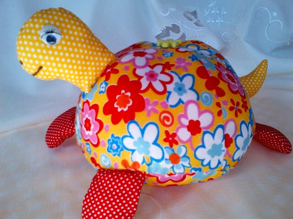 Flower Tortoise
