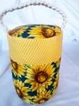 Sunflower Bale